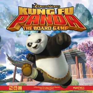 Kung Fu Panda : The Board Game
